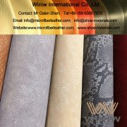 Microfiber Clone Leather for High Quality Shoes