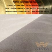 Microfiber Suede Material for High Quality Soft Cases & Packing