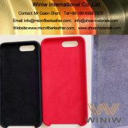 Microfiber Synthetic Suede Leather for  Case