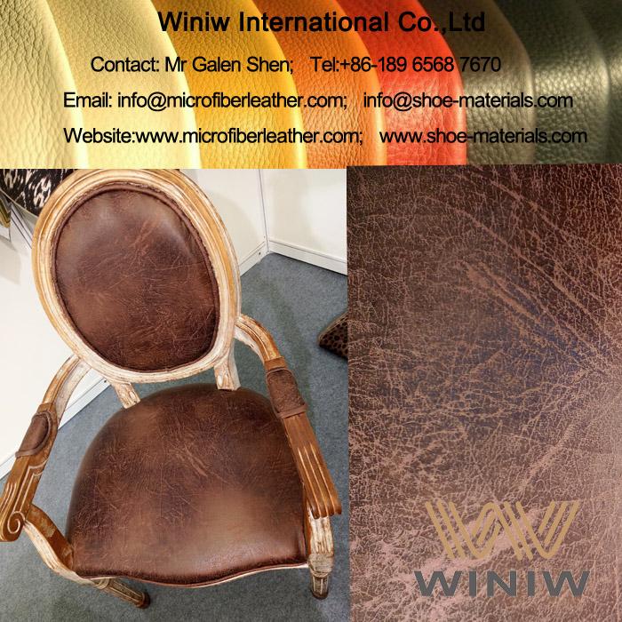 Microfiber Contemporary Leather