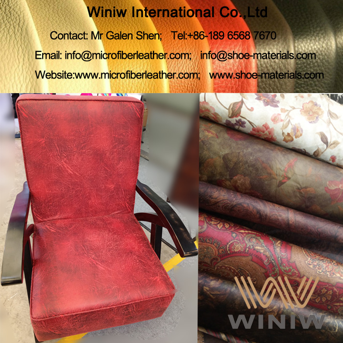 Microfiber Furniture Leather