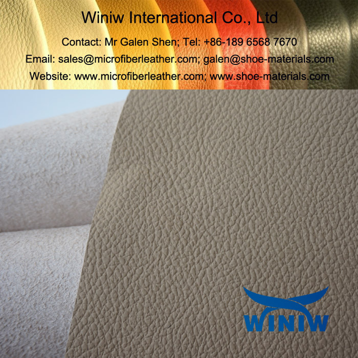 Leather Fabric for Automotive