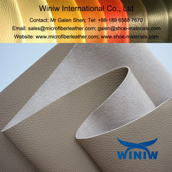 Automotive Upholstery Leather 016
