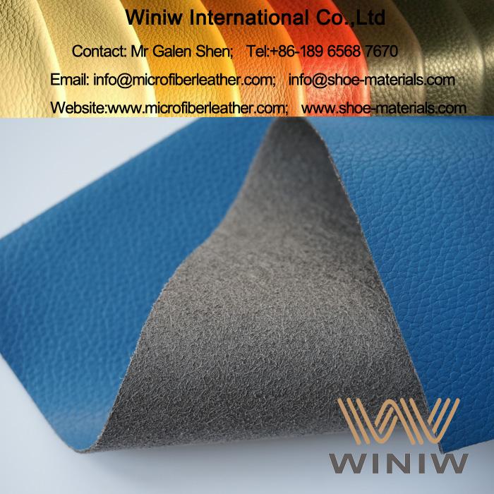 Anti-scratch Microfiber Car Upholstery Leather