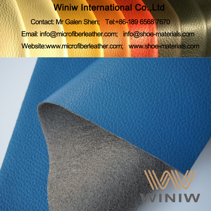wrinkle-proof Microfiber Car Upholstery Leather