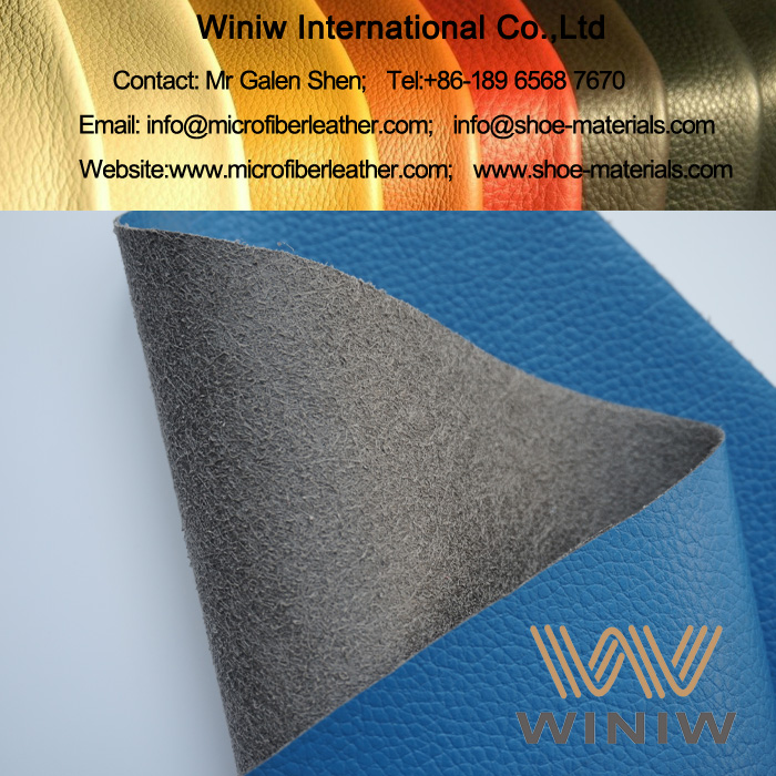 Microfiber Car Upholstery Leather