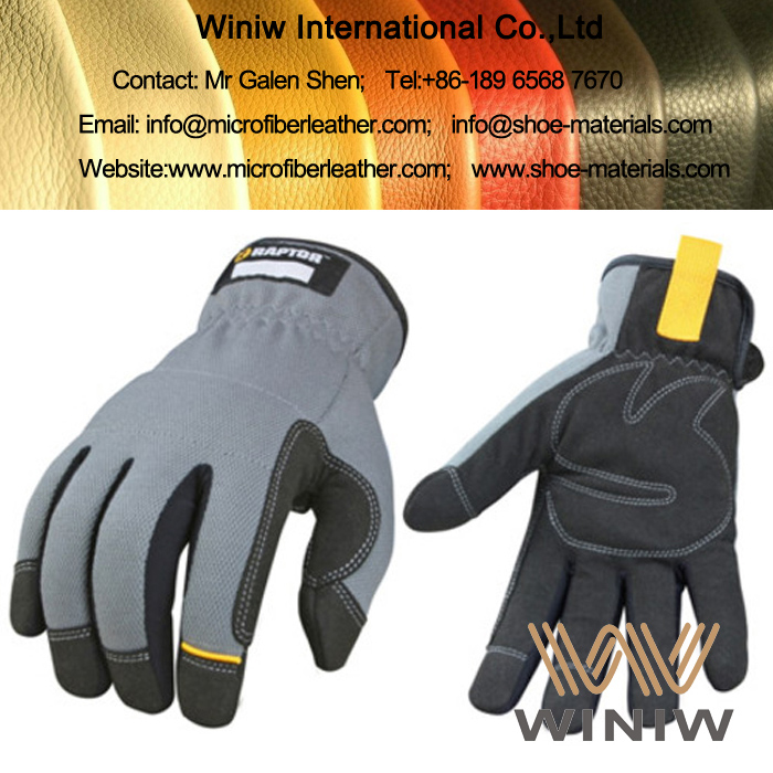 Microfiber Leather for Gloves supplier