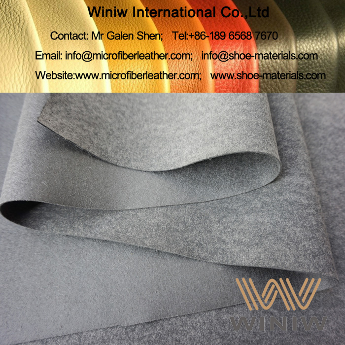 Microfiber Leather for Bag Stiffener