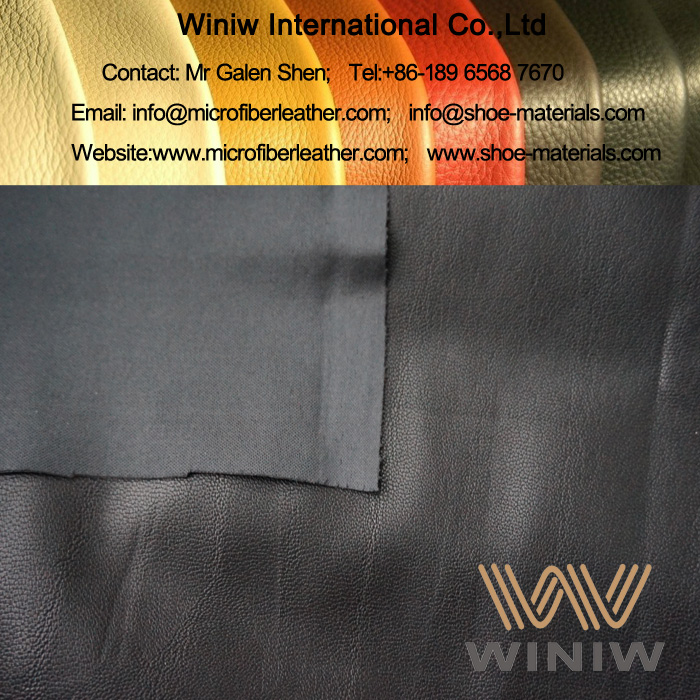 PU Faux Leather for Skirt Pants