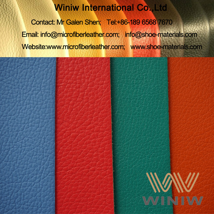 PU Synthetic Leather for Bags