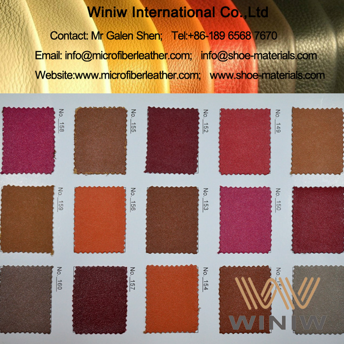 pu lining leather