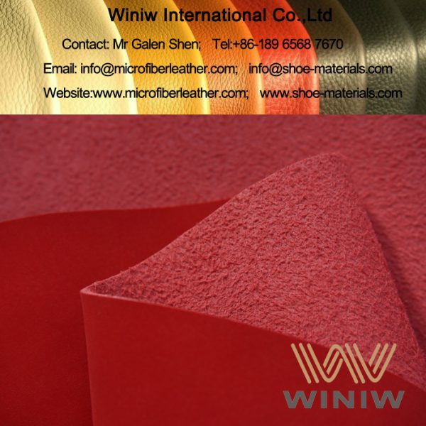 Synthetic Nubuck Leather