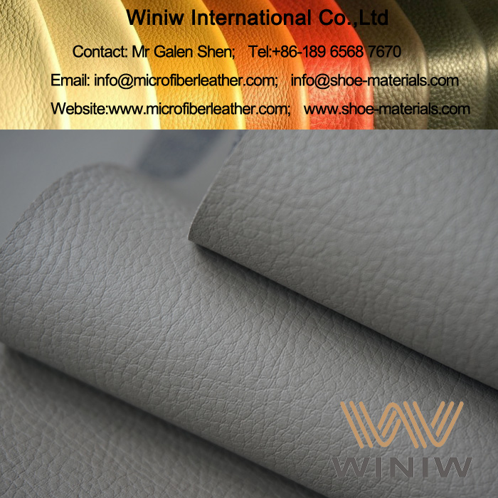Microfiber Synthetic Leather Material