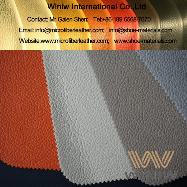 Leather Substitute for Automotive Upholstery Leather and Car Seats