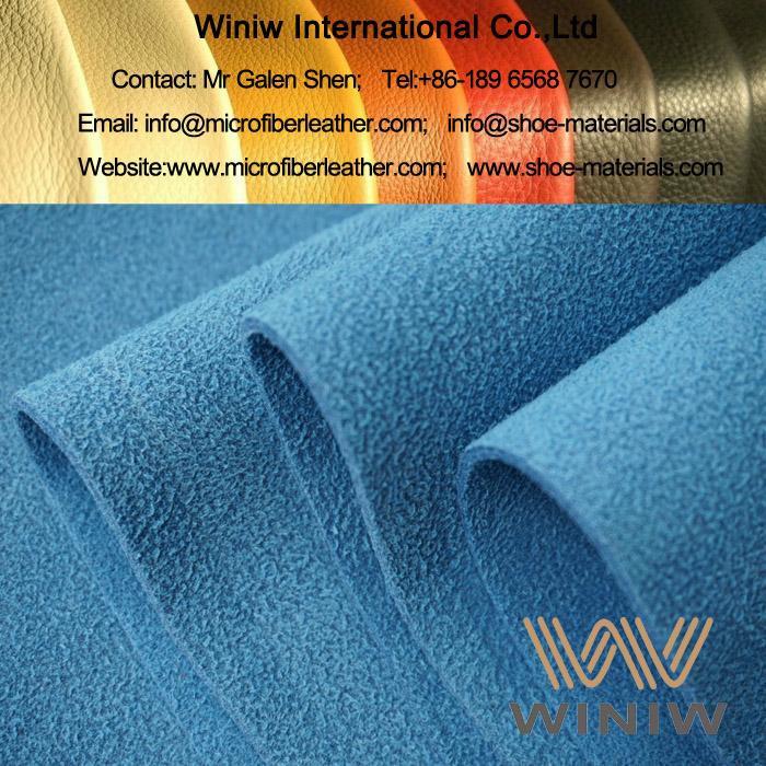 Microfiber Artificial Suede Leather