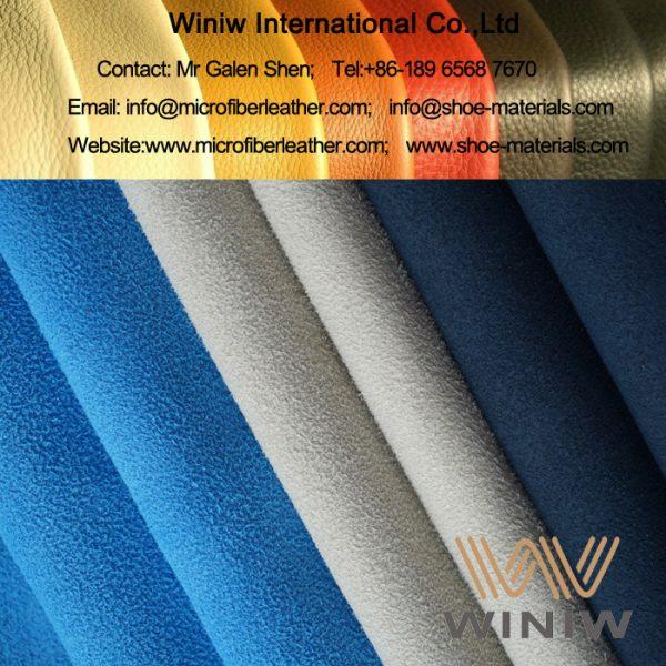 Micorfiber Suede Leather