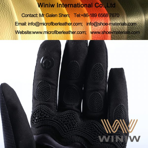 Suede Microfiber Leather for Sports Gloves