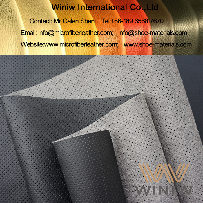 PU Microfiber Leather for Automotive