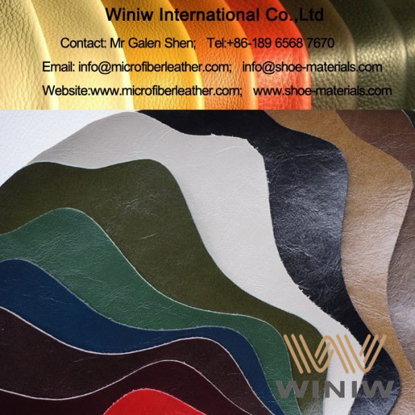Microfiber Upholstery Leather