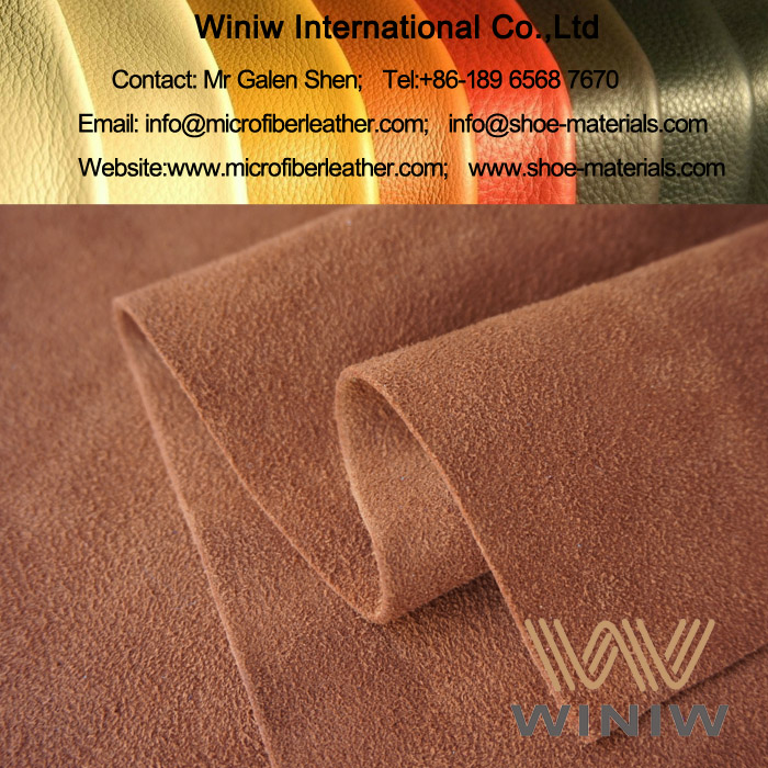 Best Quality Faux Suede Leather