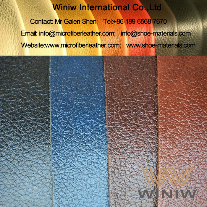 Best Quality PU Leather Material