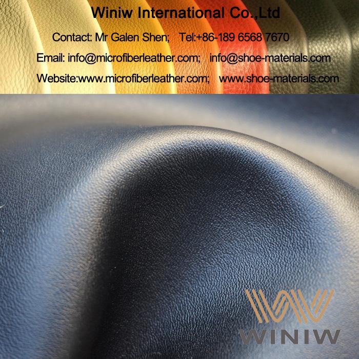Nappa Microfiber Leather