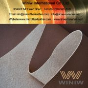 Microfiber Leather for BMW