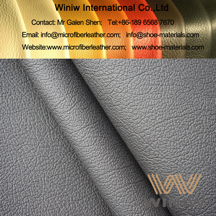 Microfiber Synthetic Dakota Leather