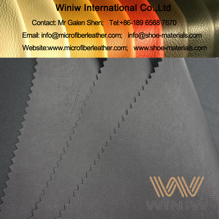 PU Microfiber Leather for Jacket supplier