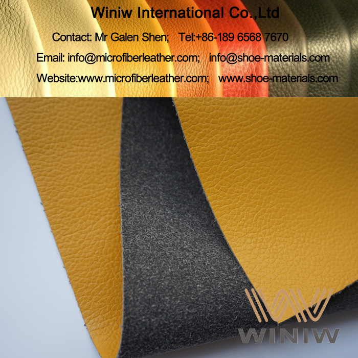 Leather Substitute Microfiber for Bags