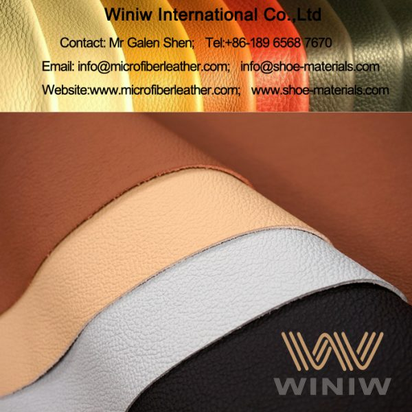 PU Microfiber Leather for Car