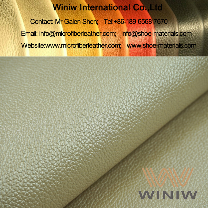 Upholstery Microfiber Leather