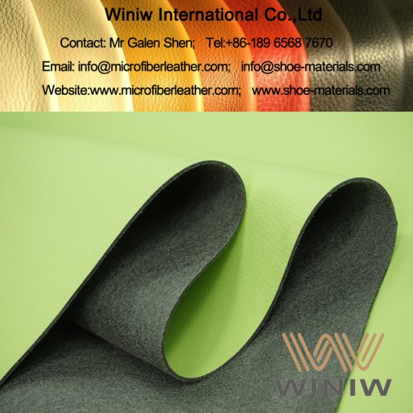 Microfiber Leather Upholstery Fabric for Furniture & Sofa