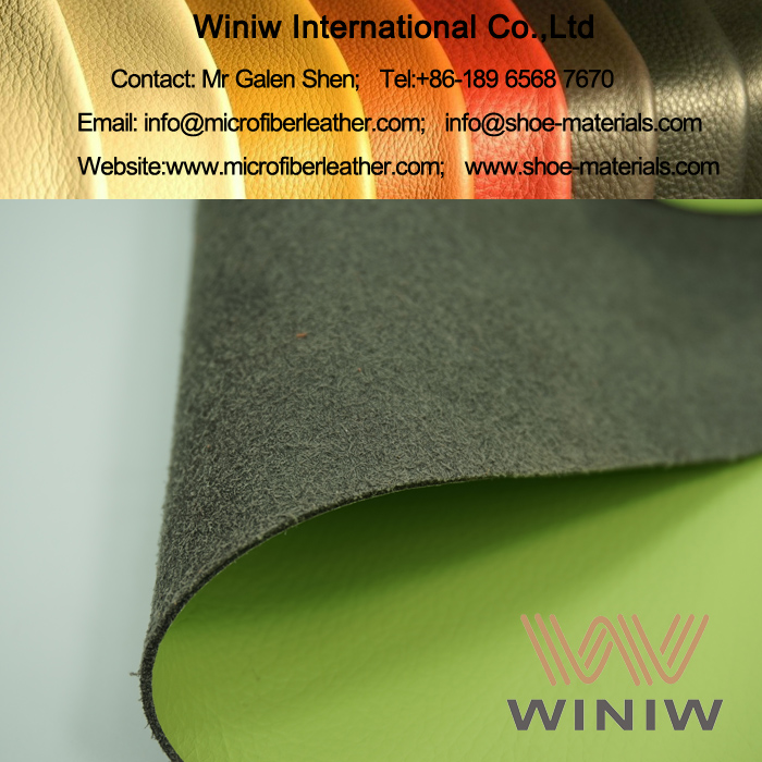 Microfiber Leather Upholstery