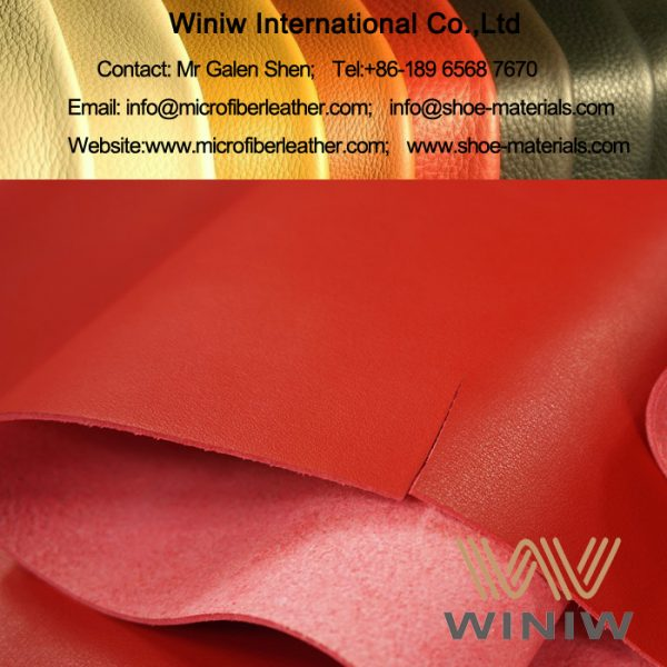 Microfiber Synthetic Leather for Bags