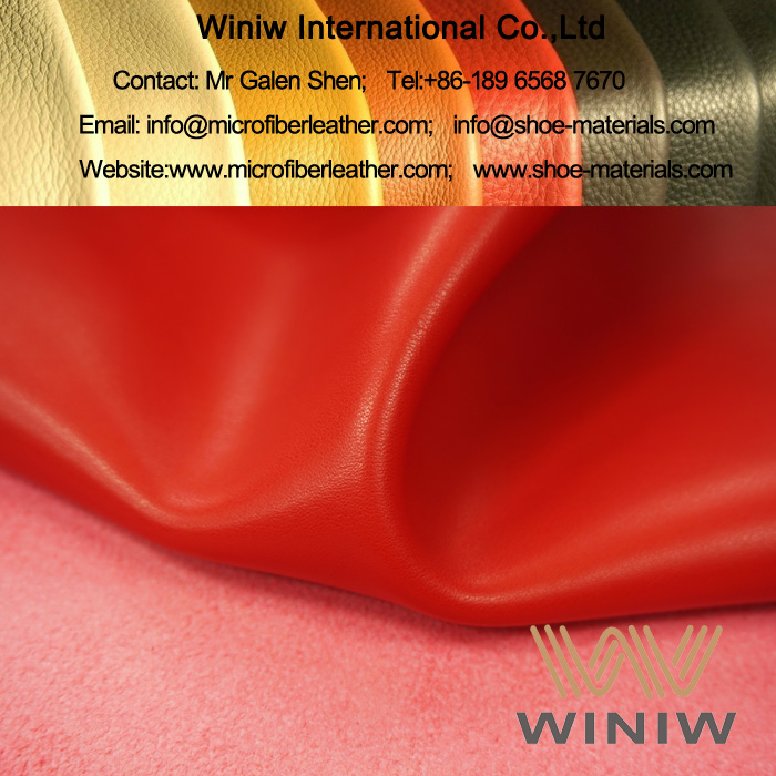 Microfiber Synthetic Leather for Bags 001