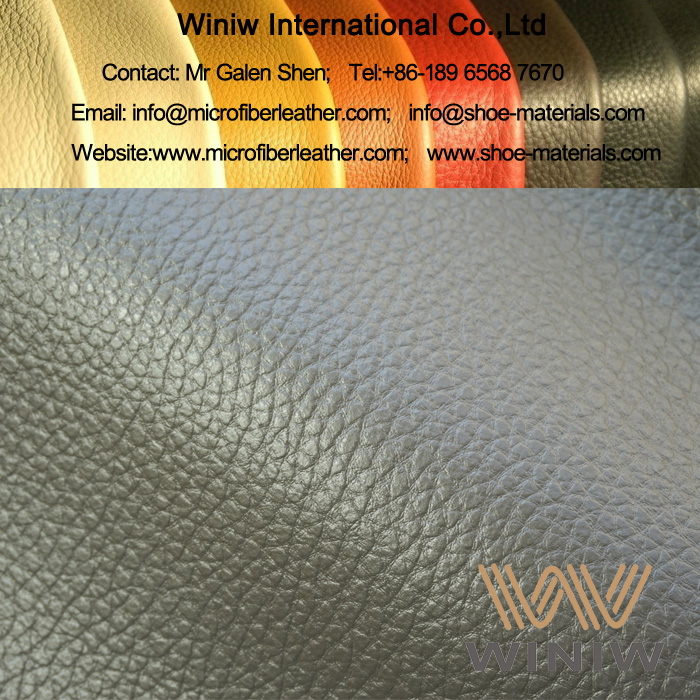 Pearly Luster Microfiber Leather
