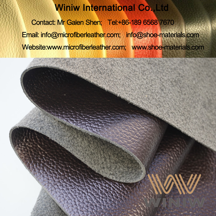 Faux Leather Upholstery Fabric