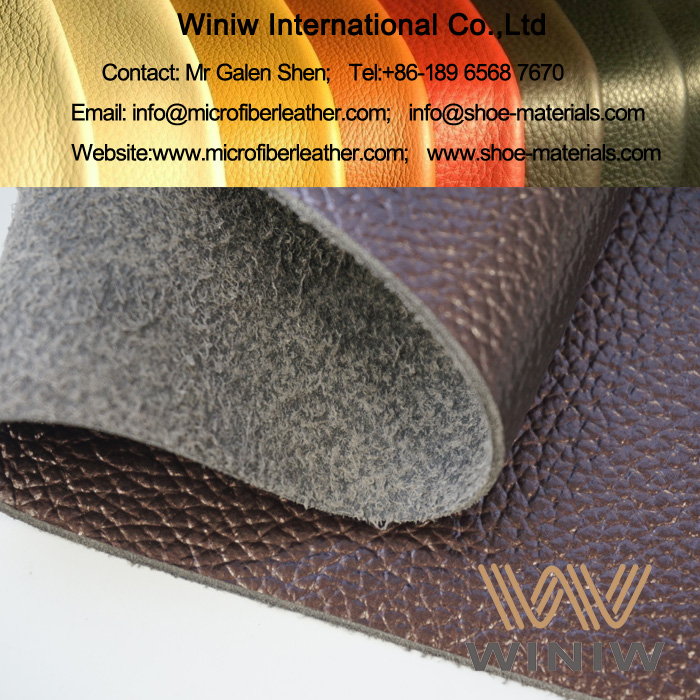 PU Leather for Furniture and Sofa Upholstery