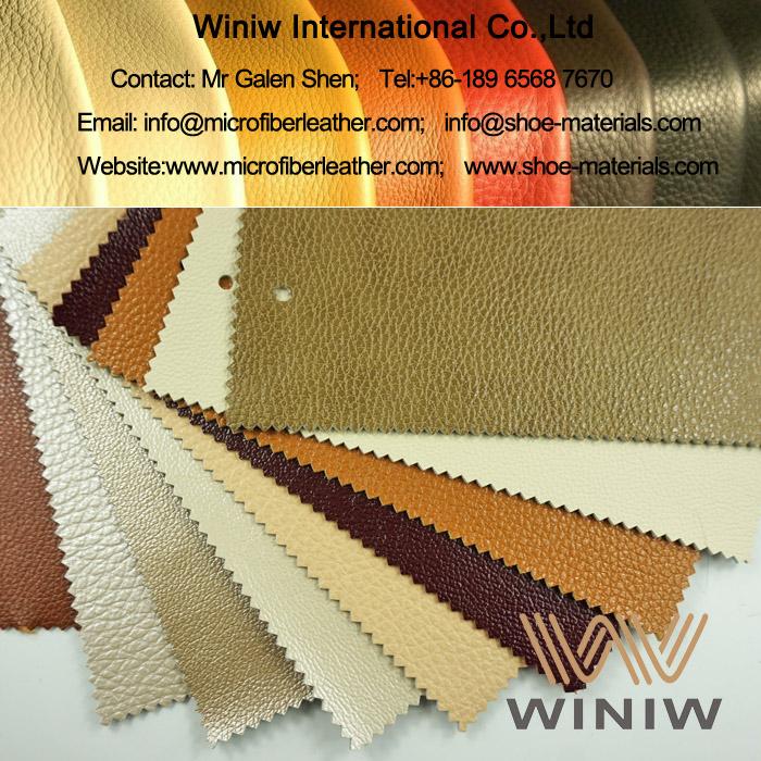 PU Synthetic Sofa Leather