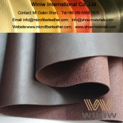 Full Grain Microfiber Leather