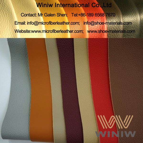 Microfiber Synthetic Leather for Automotive Upholstery