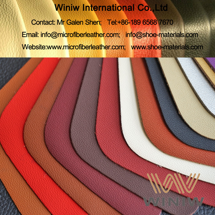Faux Nappa Leather for Car Upholstery