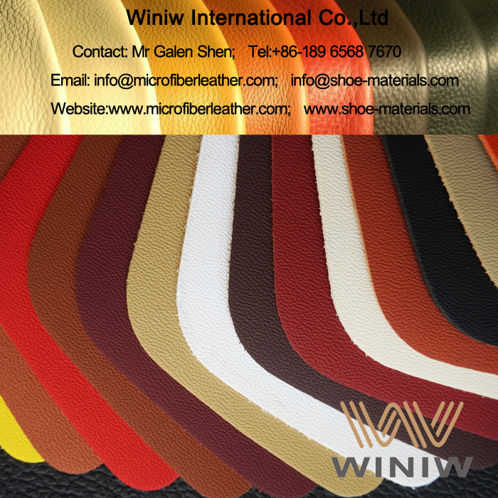 Best Quality Faux Leather Nappa Leather for Car Upholstery