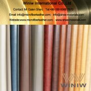 Faux Leather Upholstery Leather Fabric for Chairs & Sofas
