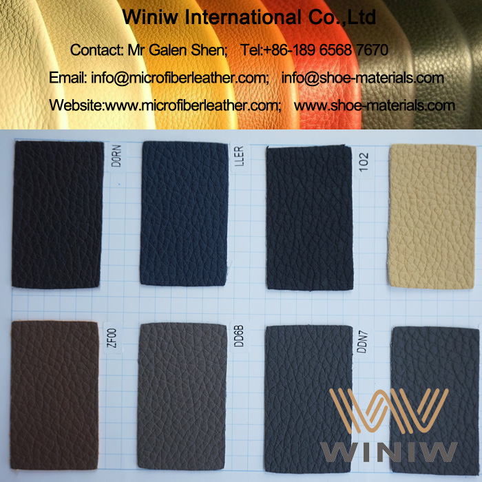 Microfiber Leather for Upholstery