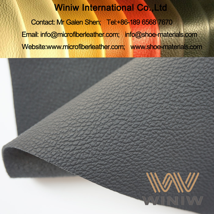 Faux Leather for Car Interior and Auto Upholstery