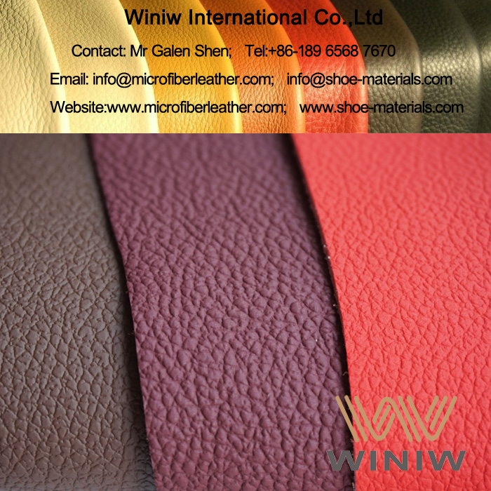 Microfiber Synthetic Leather for Automotive Seats