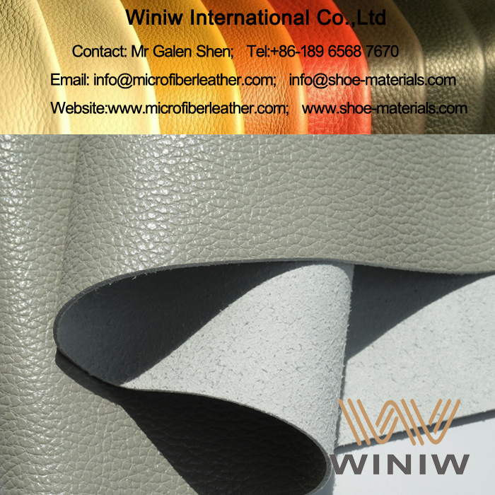 PU Microfiber Leather for Sofa