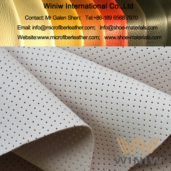 Perforated Absorption Microfiber Lining